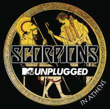 Scorpions: MTV Unplugged In Athens (CD + DVD), CD