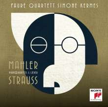 Faure Quartett & Simone Kermes - Mahler & Strauss, CD