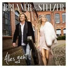 Brunner & Stelzer: Alles geht !, CD