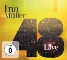 Ina Müller: 48 (Live) (2CD + DVD), 2 CDs