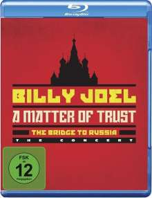 Billy Joel: A Matter Of Trust: The Bridge To Russia: The Concert, Blu-ray Disc