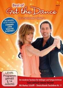 Best of Get The Dance, 3 DVDs