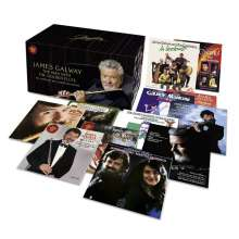 James Galway - The Man with the Golden Flute (The Complete RCA Album Collection), 71 CDs