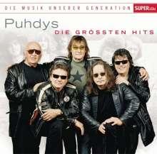 Puhdys: Die Musik unserer Generation: Die größten Hits, CD