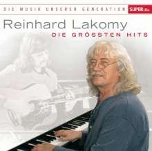 Reinhard Lakomy: Die Musik unserer Generation: Die größten Hits, CD