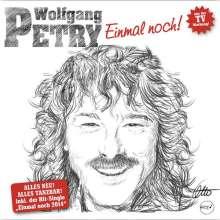 Wolfgang Petry: Einmal noch!, CD