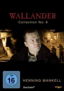 Henning Mankell: Wallander Collection Vol.6, 2 DVDs