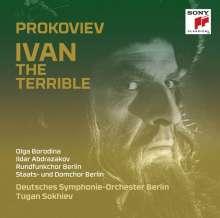Serge Prokofieff (1891-1953): Iwan der Schreckliche - Filmmusik op.116, CD