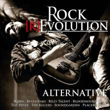Rock (R)Evolution Vol.3: Alternative, 2 CDs