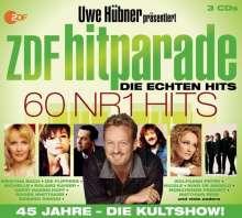 Uwe Hübner präsentiert: ZDF Hitparade - 60 Nr.1 Hits, 3 CDs