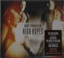 Bruce Springsteen: High Hopes (CD + DVD), 2 CDs