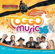 Toggo Music 36, CD