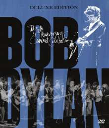 Bob Dylan: 30th Anniversary Concert Celebration 1992 (Deluxe Edition) (Super Jewel Box), 2 DVDs