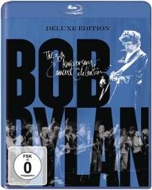 Bob Dylan: 30th Anniversary Concert Celebration (Deluxe Edition), Blu-ray Disc
