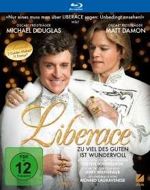 Liberace (Blu-ray), Blu-ray Disc