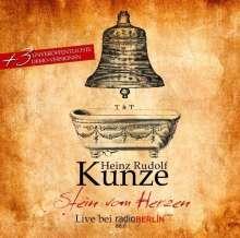 Heinz Rudolf Kunze: Stein vom Herzen: Live bei radioBerlin 88,8 (2013), CD