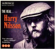 Harry Nilsson: The Real...Harry Nilsson, 3 CDs
