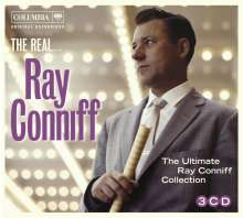 Ray Conniff: The Real...Ray Conniff, 3 CDs
