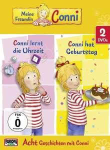 Meine Freundin Conni 3 & 4, 2 DVDs