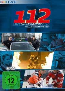 112 - Sie retten dein Leben Vol. 3, 2 DVDs