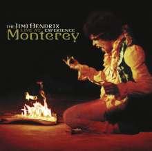 Jimi Hendrix: Live At Monterey, CD