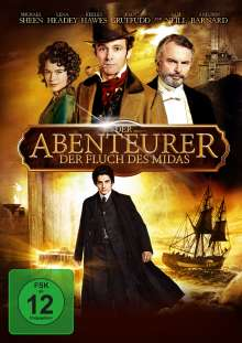 Der Abenteurer - Der Fluch des Midas, DVD