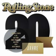 Rolling Stone: 20 Jahre, 2 CDs