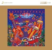 Santana: Supernatural (K2HD Mastering) (Limited Numbered Edition), CD