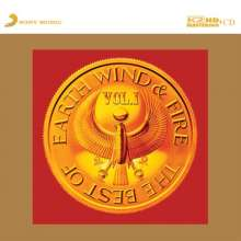 Earth, Wind & Fire: The Best Of Earth, Wind & Fire Vol. 1 (K2HD Mastering) (Limited Numbered Edition), CD