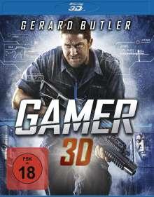 Gamer (3D Blu-ray), Blu-ray Disc