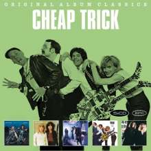 Cheap Trick: Original Album Classics, 5 CDs