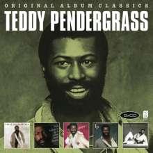 Teddy Pendergrass: Original Album Classics, 5 CDs