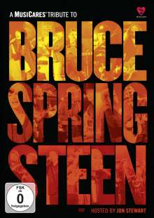 A MusiCares Tribute To Bruce Springsteen, DVD
