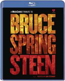 A MusiCares Tribute To Bruce Springsteen, Blu-ray Disc