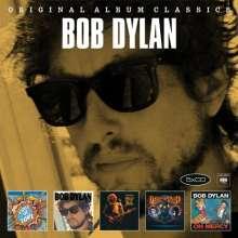 Bob Dylan: Original Album Classics, 5 CDs