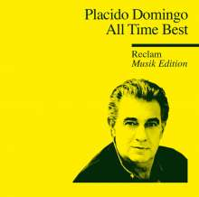Placido Domingo - All Time Best (Reclam Musik Edition), CD