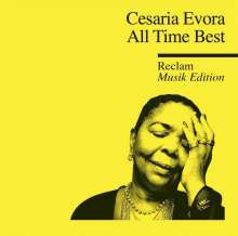 Césaria Évora (1941-2011): All Time Best: Reclam Musik Edition, CD