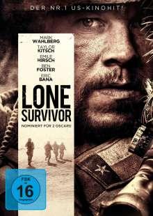 Lone Survivor, DVD
