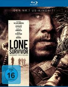Lone Survivor (Blu-ray), Blu-ray Disc