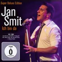 Jan Smit: Ich bin da: Live 2013 (Super Deluxe Edition) (CD + DVD), 2 CDs