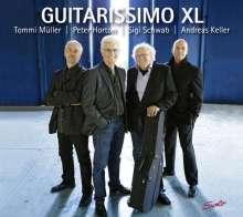 Peter Horton: Guitarissimo XL (180g), LP