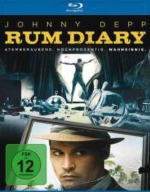 Rum Diary (Blu-ray), Blu-ray Disc