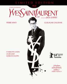 Yves Saint Laurent (2013) (Blu-ray), Blu-ray Disc