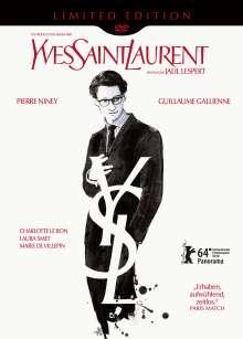 Yves Saint Laurent (2013), DVD