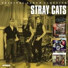 Stray Cats: Original Album Classics, 3 CDs