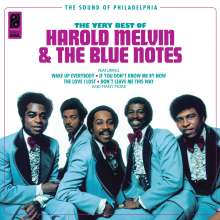 Harold Melvin: The Very Best Of Harold Melvin & The Blue Notes, CD