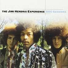 Jimi Hendrix: BBC Sessions, CD