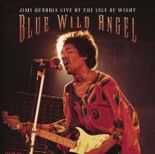 Jimi Hendrix: Blue Wild Angel: Live At The Isle Of Wight, CD