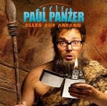 Paul Panzer: Alles auf Anfang!, CD