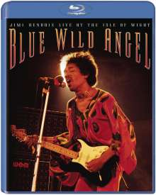 Jimi Hendrix: Blue Wild Angel: Jimi Hendrix Live At The Isle Of Wight, Blu-ray Disc